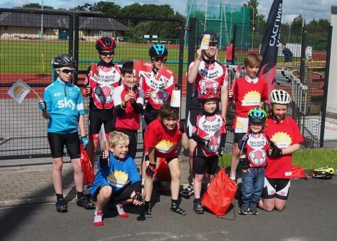 Red Rose Olympic CC Saturday Coaching at UCLAN Sports Arena