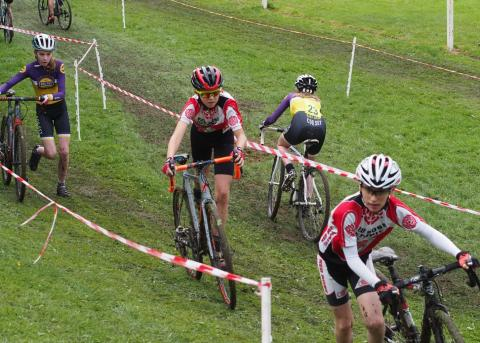 Cyclocross at Salt Ayre, Lancaster