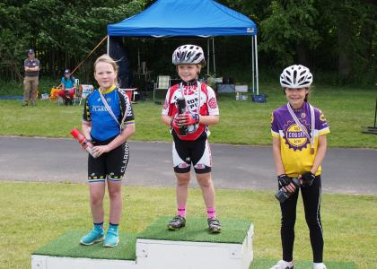 Phoebe under 10 girls NW youth circuit champion