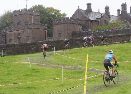 Hoghton Tower Cyclocross 2018